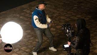 Chris Brown 'Back to Love' Music Video Shoot - Part 2