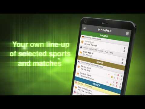 FlashScore Livescore app - iOS, Android