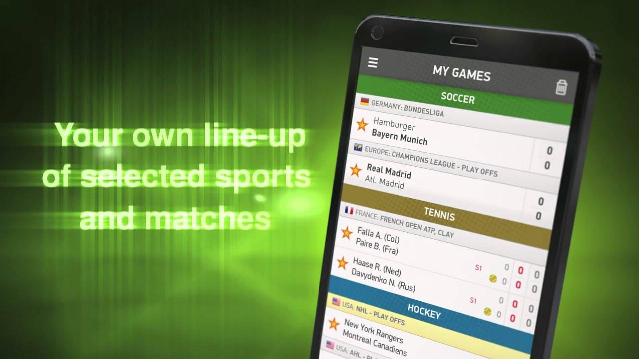 Flashscore Livescore App Ios Android