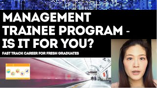 Management Trainee Program - Fresh Graduates looking for Fast Track Career
