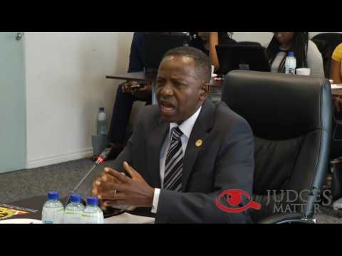 JSC interview of Judge Z M Nhlangulela for the Eastern Cape Judge President (Judges Matter)