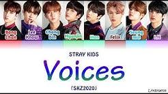 "Stray Kids ""VOICES"" (SKZ2020) colorcodedlyrics Han-Rom-Eng"