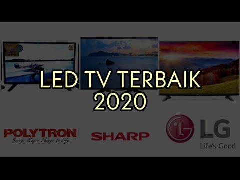 Rekomendasi LED TV Terbaik 2020