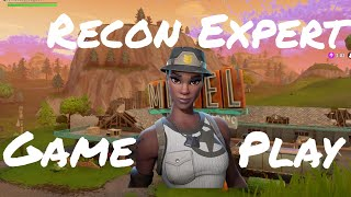 Recon Expert Gameplay! I Have The Rarest Account On Console (Fortnite Battle Royale)