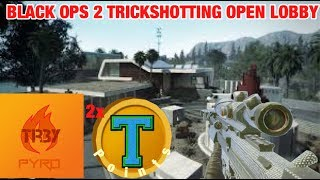 OPEN LOBBY BLACK OPS 2 GT - Pyro Tr3Y (Black Ops 2 Multiplayer) 2x Tr3Y Points