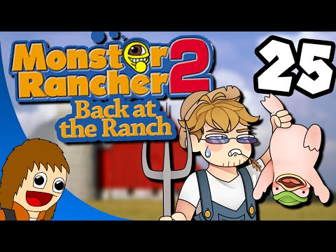 Back at the Ranch: A Hit to the Family Jewels - Part 25 (Monster Rancher 2)