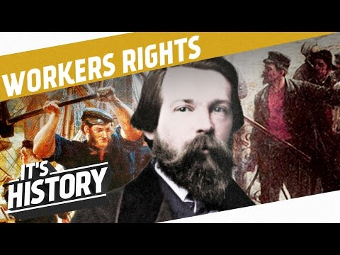 The Workers Rights Revolution I THE INDUSTRIAL REVOLUTION