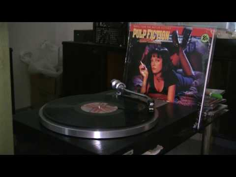 Chuck Berry - You Never Can Tell , Vinyl Rip Pulp Fiction HQ