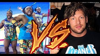 Video Game Show Down WWE Xavier Woods VS Kenny Omega New Japan LIVE AT E3 2018