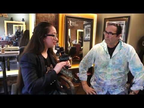 MY INTERVIEW WITH CELEBRITY HAIR GURU DAVID GROSHEN!