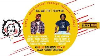 """BIPOC"" Mental Health IG Live with Blake Johnson"
