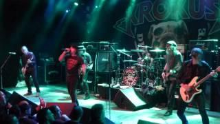 Krokus - Halleluja Rock n' Roll - Bochum (Zeche) 25.05.2014
