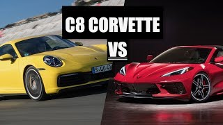 2020 Chevrolet Corvette C8 vs Porsche 911 vs McLaren 570S - Inside Lane