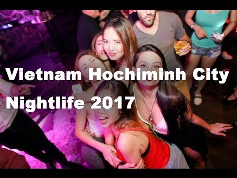 vietnam ho chi minh city trip 2017 (nightlife, food, bar)