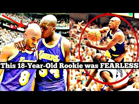 The Time this 18-Year-Old Rookie was the BIGGEST 'FAILURE' in the NBA (Fear is Not Real)