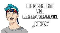 Die Geschichte von Richard Tyler Blevins | Ninja | Biographie
