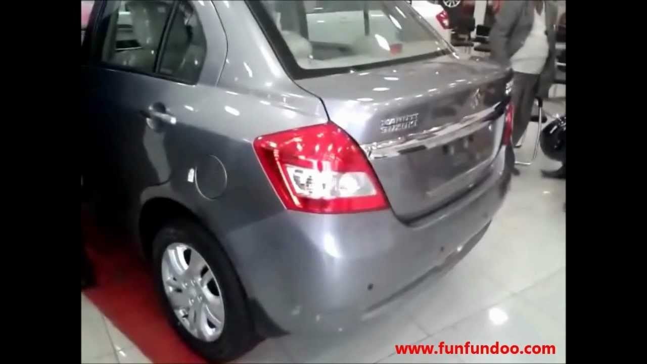 New Maruti Suzuki Swift Dzire 2012 Price,Variants,Dzire New Features ...