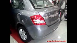New Maruti Suzuki Swift Dzire 2012 Price,Variants,Dzire New Features Added