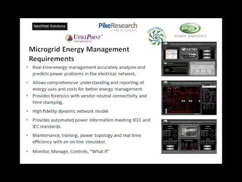 Webinar - Unlocking Microgrids