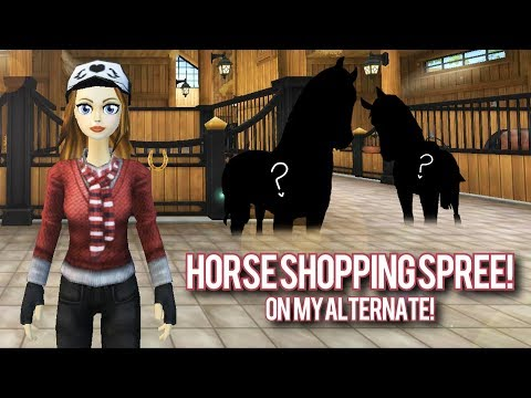 Horse Shopping Spree! (Let's Play #10) | Star Stable Updates