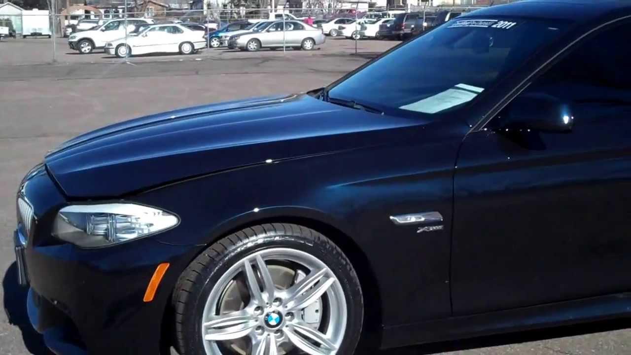 2935 '11 BMW 550i xDrive Sedan - YouTube