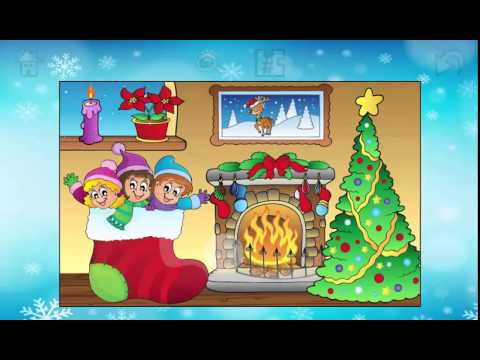 Song kids Christmas Jigsaw Puzzle Gameplay