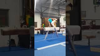 Lachlan Pommel Routine - 2018 Grand Prix 3