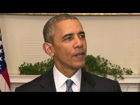 President Obama addresses landmark climate change deal