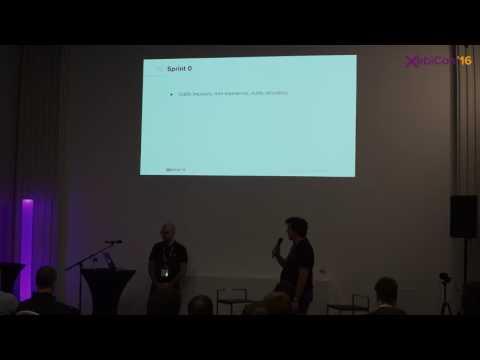 XebiCon'16 : Kodo Kojo, une usine logicielle en trois clics