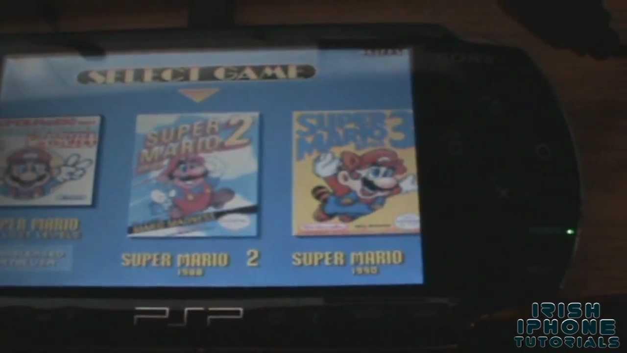psp snes emulator games download
