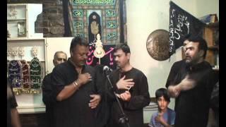 Pani Ki Boond ..d Ko Bejan Kerdia, Nauha Recitedi d by Irshad Ahmad (Nasirabad, Raebareli)