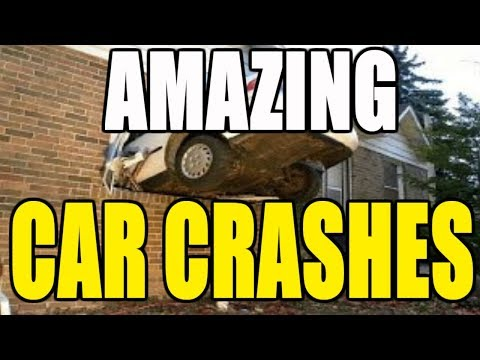 Amazing Car Crashes Compilation Road Accident 2019