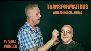 Tempest DuJour and James St. James - Transformations