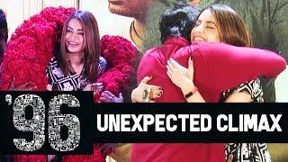 96 movie - Unexpected climax | Vijay Sethupathy hug Trisha in 96 Success Meet | TTN