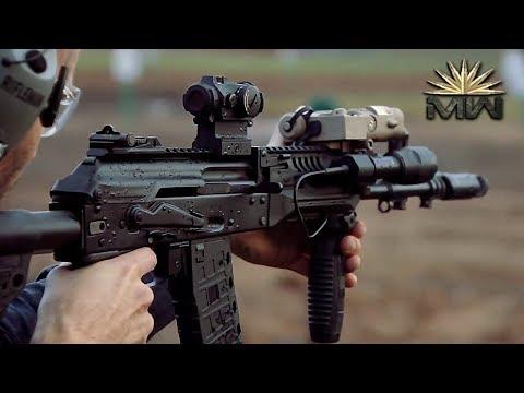 Russian Assault Rifle AK-12 [Review]