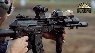 Russian Assault Rifle AK-12 [Review]