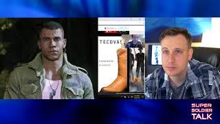 Super Soldier Talk – Adrian's Espinoza - Lincoln Clay, Shapeshifting, Hitler's Clone