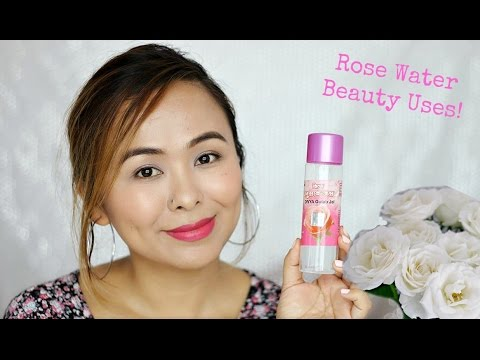 How to Use Rose Water? Beauty & Hair Benefits | TiTi's Corner