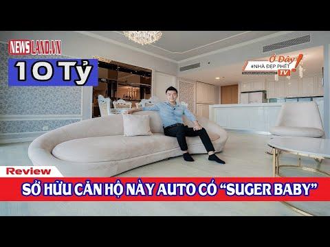 Khám phá căn hộ chung cư 4 phòng ngủ 143m2 full nội thất tại GATEWAY THẢO ĐIỀN Quận 2