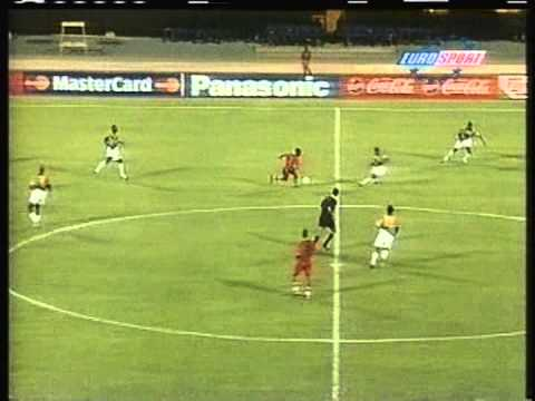 1998 (February 16) South Africa 4- Namibia 1 (African Nations Cup)