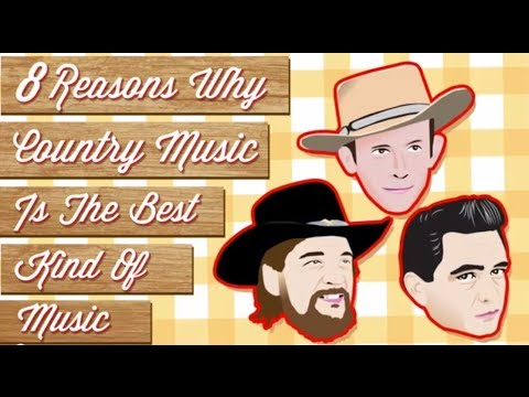8 Reasons Why Country Music Is The Best