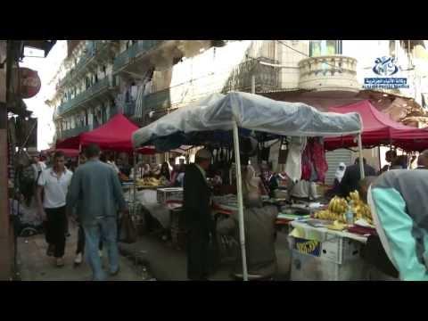 Phénomène des marchés informels à Alger
