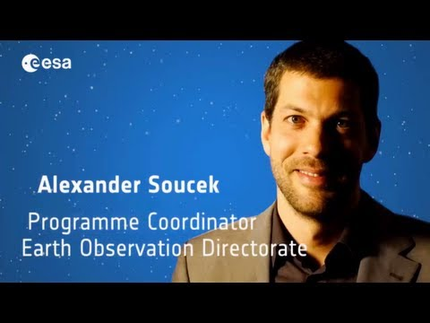 Alexander Soucek on his tasks as a programme coordinator
