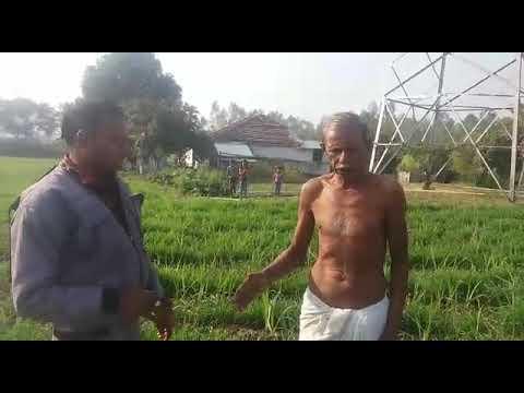 NAVA BHARATH FERTILIZER RUSULTED FARMER IN BELKHEDI NARSINGPUR MP