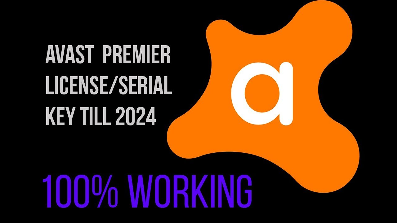 Avast Premier 2018 License key till 2024 [ no crack or external link]