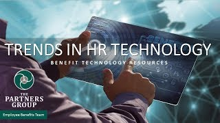 Designed for benefit and human resources professionals, this webinar will provide a broad description of the technology market today, how partners gr...