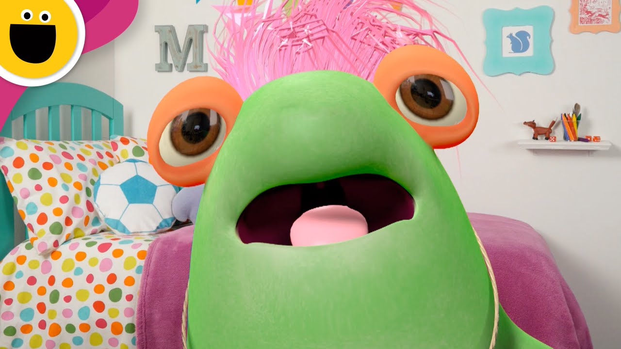 Download Make a Silly Face with Marvie! (Sesame Studios)