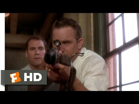 JFK (2/7) Movie CLIP - Crossfire in Daley Plaza (1991) HD