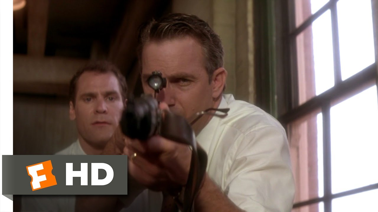 Download JFK (2/7) Movie CLIP - Crossfire in Daley Plaza (1991) HD