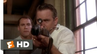 JFK (2/7) Movie CLIP - Crossfire in Daley Plaza (1991) HD
